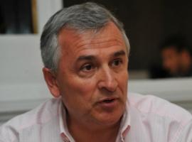 """""""En marzo se definirá"""", expresó Morales sobre las elecciones en Jujuy"""