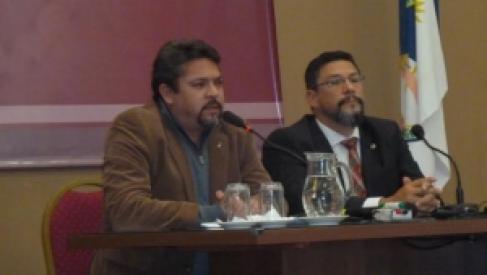 Rivas y Grenni presentaron el proyecto del Nuevo Código Procesal Penal de Jujuy