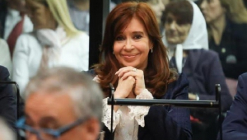Arrancó el juicio contra Cristina Kirchner, la principal opositara a Macri