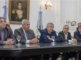 Antes de partir a China, Morales estuvo en la licitación de la zona franca de La Quiaca