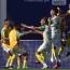 La consagración del Halcón: Defensa y Justicia goleó a Lanús en Córdoba y es campéon de la Copa Sudamericana