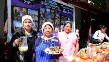 Con Bodas de Oro se cumplirá la gran Feria del Trueque y el Cambalache en Rinconada