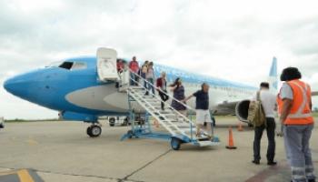 Informe nacional ubicó al Aeropuerto Internacional Jujuy con un crecimiento del 18,9% en enero
