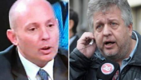 Detienen a D'Alessio, el operador judicial acusado de extorsionar para el fiscal Stornelli