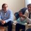 """Uñac mantuvo un encuentro con Guillermo Snopek: """"La mejor manera de revitalizar el peronismo es con acuerdos o con una interna"""""""