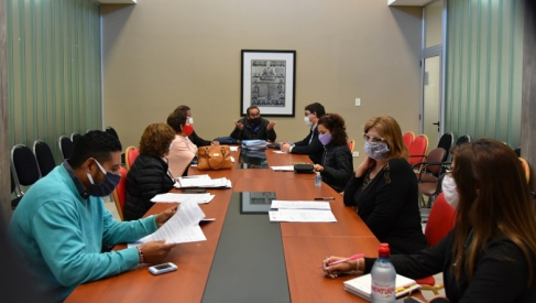 Comisión de Educación: La Legislatura avanza en el lenguaje de señas, bullying y contenidos curriculares