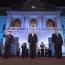 25 de Mayo: Jujuy recordó la gesta con una puesta audiovisual y el tradicional cambio de guardia