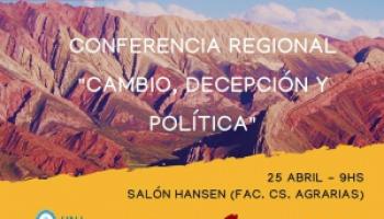 Compol 2019: Jujuy recibirá a destacados especialistas en Comunicación Política