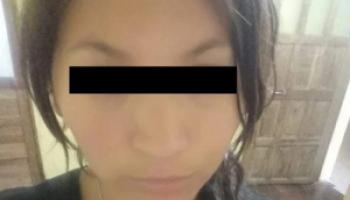 La mujer que se filmó mientras golpeaba brutalmente a su hijo de 3 años fue detenida