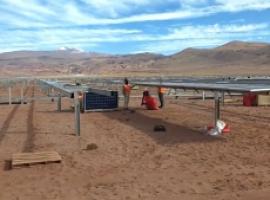 """""""Cauchari cuesta el doble en relación con otras plantas de energía solar similares"""""""