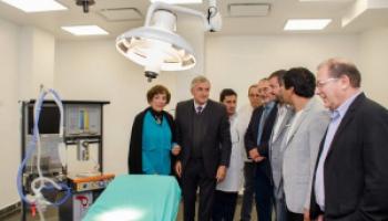 Reinauguran el quirófano del Hospital Wenceslao Gallardo de Palpalá