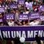 Según datos oficiales: En 2019 hubo 268 femicidios en Argentina