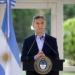 A cinco días de finalizar su mandato Macri hablará por primera vez en cadena nacional