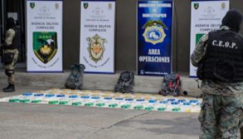 """Preocupa el paso del narcotráfico en Jujuy: Decomisaron 104 kilos de cocaína a """"mochileros"""""""