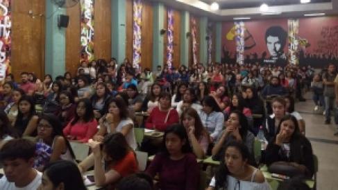 Humanidades: Récord de estudiantes y hasta el jueves siguen las inscripciones