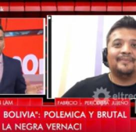 La delgada línea entre el chiste y la discriminación: La TV continúa el debate por los polémicos dichos de Vernaci