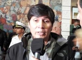 """Vilca: """"Los trabajadores fueron los grandes ausentes en el discurso de Morales"""""""
