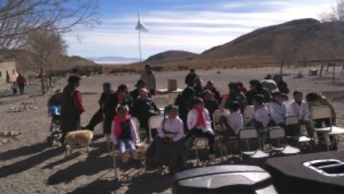 Escuelas Rurales serán beneficiadas con equipos fotovoltaicos