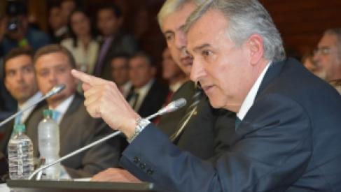 """Gerardo Morales: """"La Justicia actuó independientemente"""""""