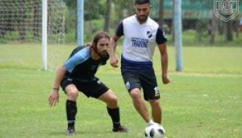 Gimnasia y Zapla jugaron amistosos y se preparan para el reinicio de temporada