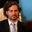 Ante el Senado, Santiago Cafiero dará el miércoles 17 de junio su primer informe de gestión
