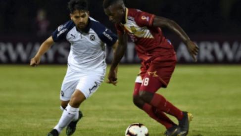 Copa Sudamericana: Independiente no tuvo una buena noche en Colombia
