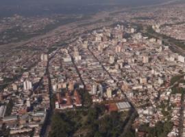 En Viernes Santo, San Salvador de Jujuy cumple 426 años