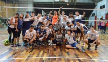 Triunfazo: Jujuy Voley venció a San Lorenzo de Alem y clasificó primero en su zona