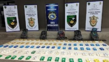 Peligroso narcotráfico en Jujuy: Secuestran 104 kilos de cocaína en Susques. Tres detenidos
