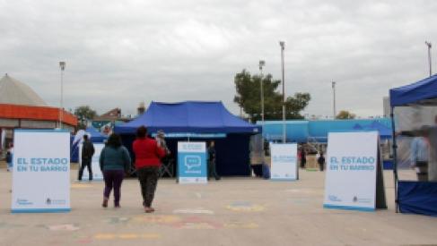 """""""El Estado en tu Barrio"""" esta semana recorrerá Palpalá y San Pedro"""