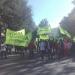"""Movilizó la UOCRA Jujuy por pago de salarios y señaló """"preocupación"""" por el estado de obras en la provincia"""