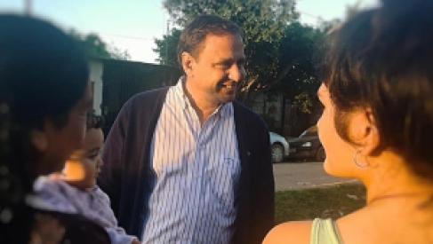 """Guillermo Snopek: """"Volverá un gobierno peronista para generar políticas de Estado mirando a los ciudadanos"""""""