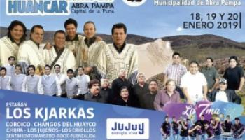 SE VIENE UNA NUEVA EDICIÓN DE FESTIVAL DEL HUANCAR