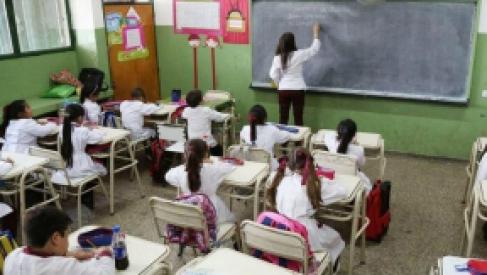 Suspendieron elecciones: El próximo lunes las clases en toda la provincia serán normales