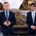 La jura en Hacienda: Los furcios de Macri en el nombramiento de Hernán Lacunza