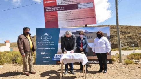 Cangregillos y Oratorio tendrán nuevos edificios escolares